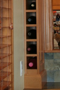 Wine Cubbies