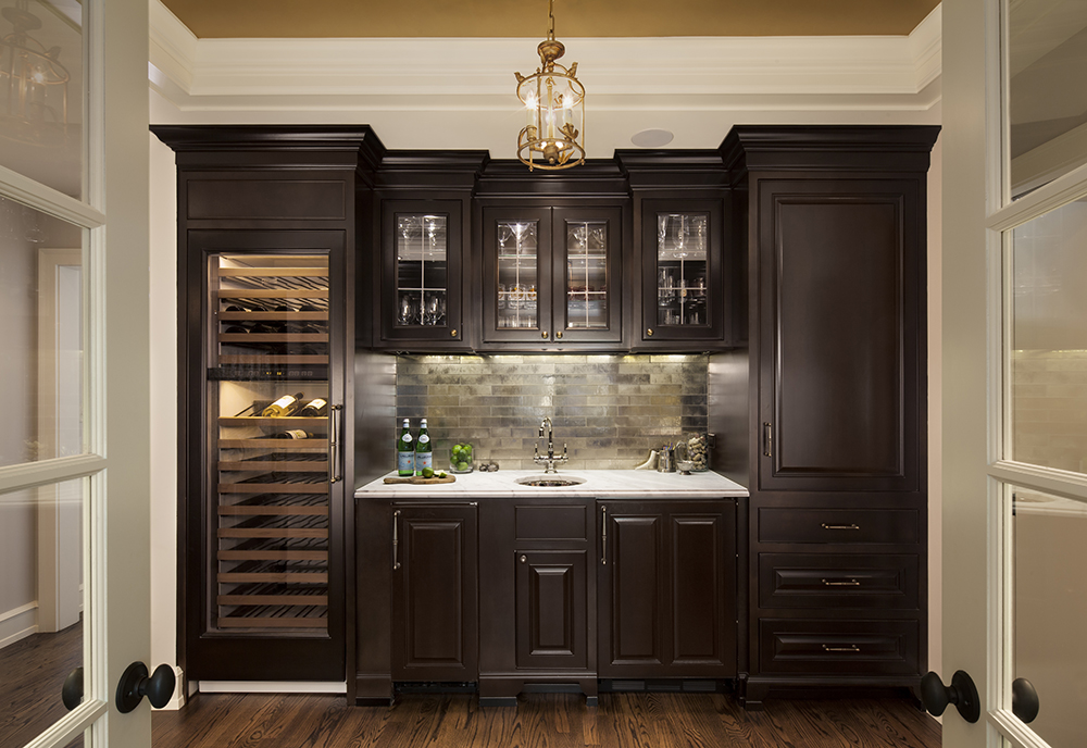 The perfect wet bar bartelt the remodeling resource Wet bar images
