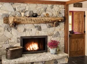 Delafield Fireplace